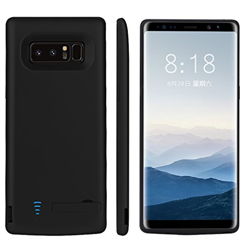 What's in the box: 1 x runsy samsung galaxy note 8 6500mAh Battery Case 1