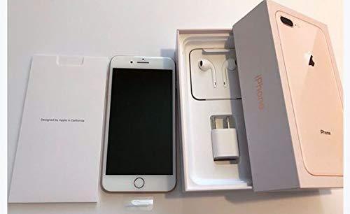 Apple iPhone 8 Plus, Fully Unlocked, 256GB – Gold Renewed
