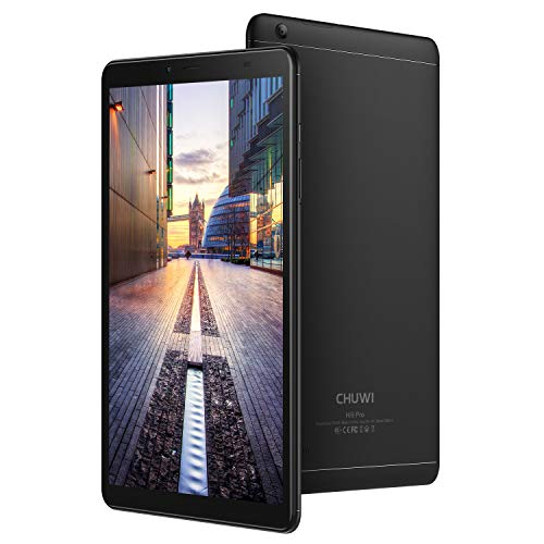 CHUWI Hi9 Pro 8.4″ 4G LTE Tablet Unlocked with Dual SIM Card, RAM 3G / ROM 32G Android 8.0 Phablet with 2560 X 1600 FHD Touchscreen, Support OTG, Dual Band WiFi, BT 4.1, Type-c, GPS, TF Card