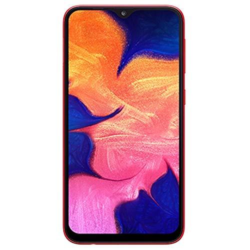 Red – GSM Unlocked Phone w/ 13MP Camera – Samsung Galaxy A10 A105M 32GB Duos