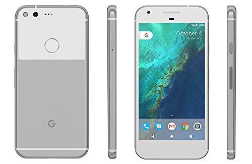Google Pixel XL Phone 128GB – 5.5 inch Display Factory Unlocked US Version Very Silver