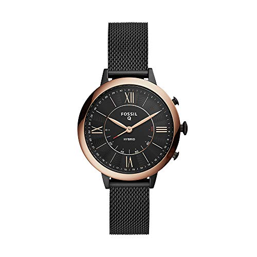 Fossil Women's Jacqueline Stainless Steel Hybrid Smartwatch