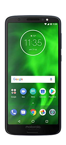 64 GB – PAAE0009US – Black – Unlocked AT&T/Sprint/T-Mobile/Verizon – U.S. Warranty – Motorola G6