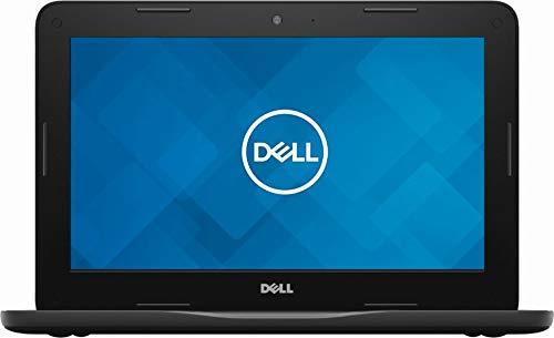 2018 Flagship Dell Inspiron 11.6″ HDChromebook, Intel Dual-Core Celeron N3060 up to 2.48GHz, 4GBRAM 16GB SSD HDMI USB Bluetooth802.11ac HD Webcam Chrome OS