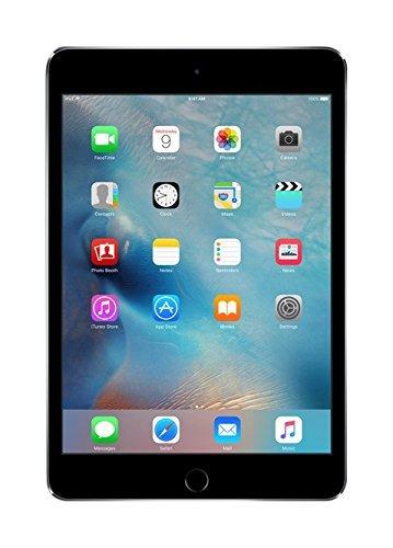 16GB Wifi – Apple iPad Mini 4 – Gray Renewed