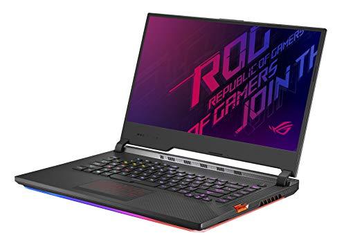 Asus ROG Strix Scar III 2019 Gaming Laptop, 15.6″ 240Hz IPS Type FHD, NVIDIA GeForce RTX 2060, Intel Core i7-9750H, 16GB DDR4, 1TB PCIe Nvme SSD, Per-Key RGB KB, Windows 10, G531GV-DB76