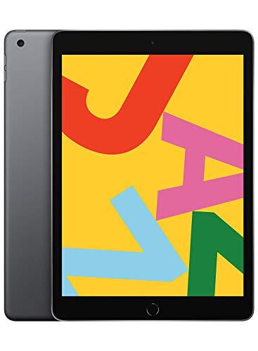 Space Gray Latest Model – New Apple iPad 10.2-Inch, Wi-Fi, 128GB