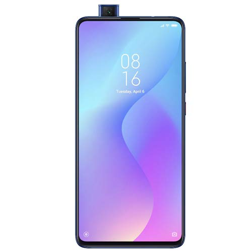 International Version, No Warranty Glacier Blue – Xiaomi Mi 9T 64GB, 6GB RAM 6.39″ AMOLED FHD + Full Screen Display, 48MP Triple Camera, Global 4G LTE Dual SIM GSM Factory Unlocked