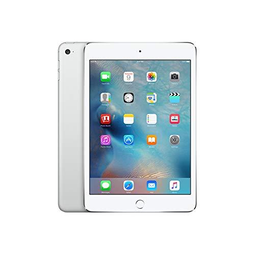 Apple iPad mini 4 64GB Wi-Fi 7.9-Inch iOS Tablet – Silver Renewed