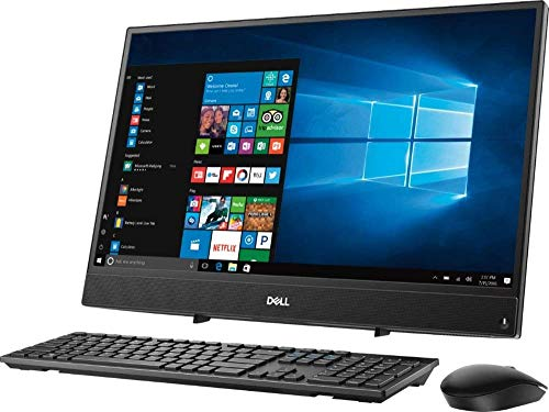 Dell Inspiron 3275, Premium 2019 21.5″ Full HD IPS Touchscreen All-in-One Desktop, AMD Core E2-9000e up to 2GHz, 4GB DDR4, 1TB HDD, AMD Radeon R2 Graphics Bluetooth 4.1 802.11ac MaxxAudio Win 10
