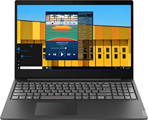 2019 Lenovo S145 15.6″ Laptop Computer, Intel Pentium Gold 5405U 2.3GHz, 4GB DDR4 RAM, 500GB HDD, 802.11AC WiFi, Bluetooth, USB 3.1, HDMI, Granite Black Texture, Windows 10 Home