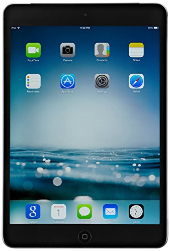 Apple iPad mini 2 with Retina Display MF080LL/A 32GB, Wi-Fi + AT&T, Space Gray Renewed