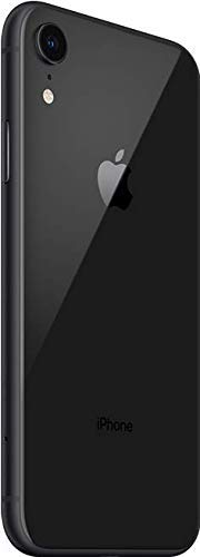 Black Renewed – Apple iPhone XR, Fully Unlocked, 64 GB