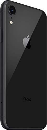 Black Renewed – Apple iPhone XR, Fully Unlocked, 64 GB