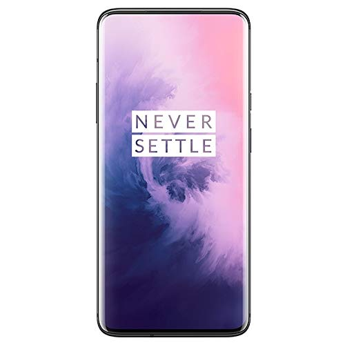 Oneplus 7 Pro GM1910 128GB, 6GB, Dual Sim, 6.67 inch, 48MP Main Lens Triple Camera, GSM Unlocked International Model, No Warranty Mirror Gray