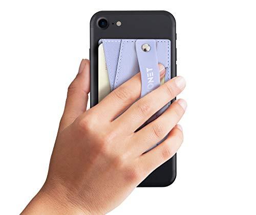 Monet Ultra Grip 3-in-1 Smart Phone Wallet | Card Holder | Kickstand | Lavender