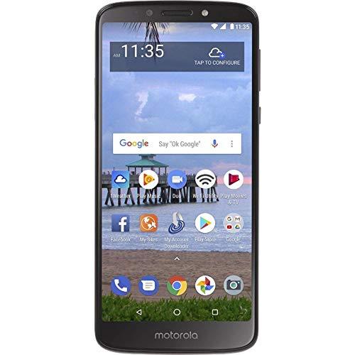 XT1920DL US Warranty Gray – GSM + Verizon Factory Unlocked 4G LTE Smartphone – Motorola Moto E5 16GB, 2GB 5.7″ Display, 4000 mAh All Day Battery, FM radio
