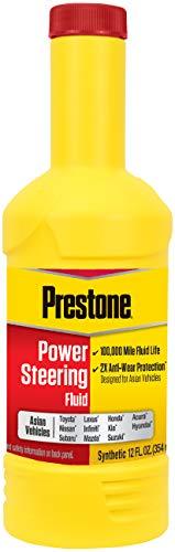 Top 9 Prestone Asian Power Steering Fluid – Hydraulic Oils