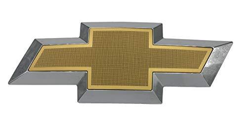 Top 9 Bowtie Emblem Compatible with 2007-2013 Chevrolet Silverado – Emblems