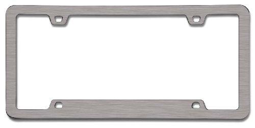 Top 10 Brushed Aluminum License Plate Frame – License Plate Frames