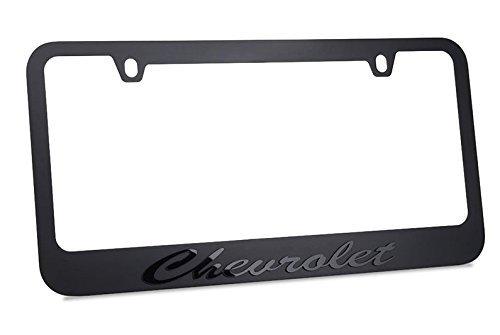 Top 9 Chevrolet License Plate Frame – License Plate Frames