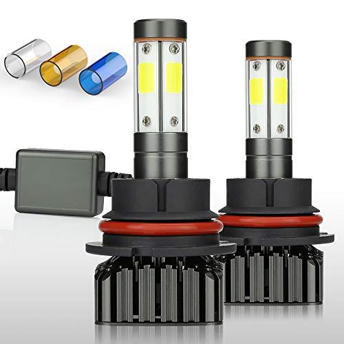 Top 10 8000K LED Headlights 9007 – Headlight & Taillight Conversion Kits