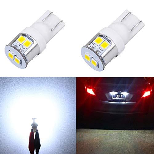 Top 10 2825 License Plate Light Bulb – Automotive Light Bulbs