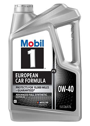 Top 10 0W40 European Formula – Motor Oils