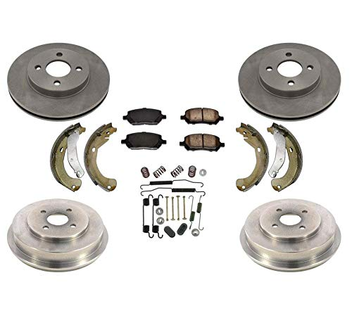 Top 10 Drums and Rotors – Automotive Replacement Brake Kits