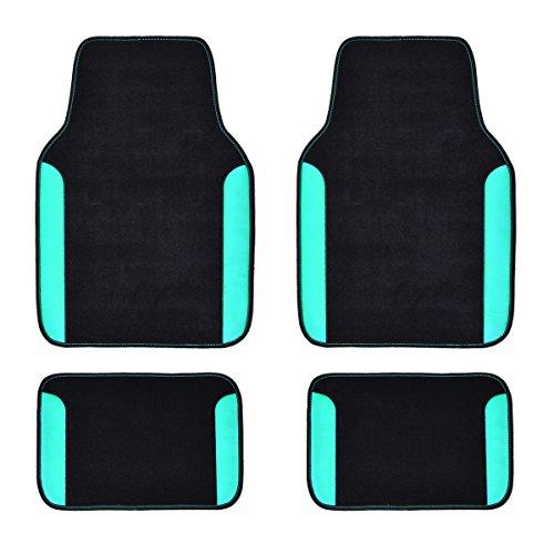 Top 10 Tiffany blue Car Accessories – Automotive Floor Mats