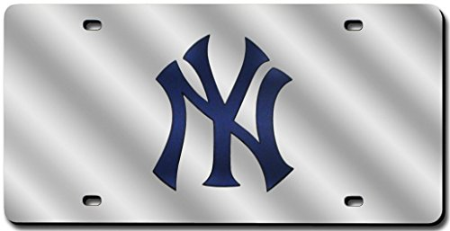 Top 8 Yankees License Plate – Sports Fan Auto Accessories