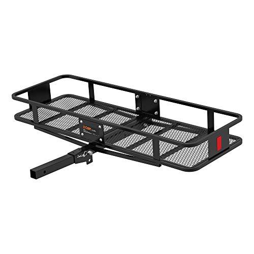 Top 10 CURT Basket Trailer Hitch Cargo Carrier – Vehicle Cargo Baskets
