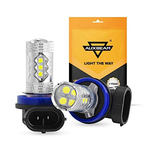 Top 10 Auxbeam H11 Fog Light – Automotive Turn Signal Bulbs