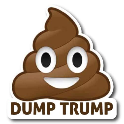Top 9 Dump Trump Magnets – Bumper Stickers, Decals & Magnets