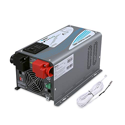 Top 10 Pure Sine Wave Inverter Charger DC AC Battery Power Converter – Power Inverters