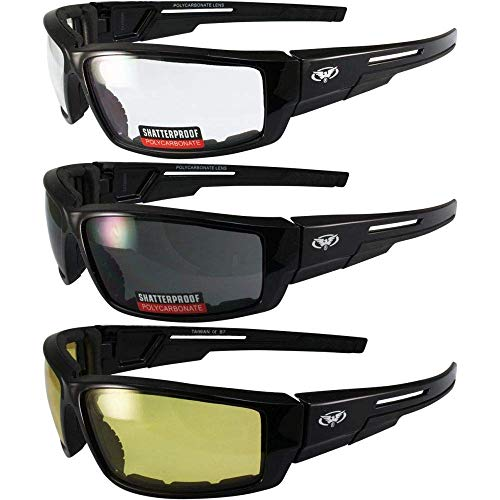 Top 9 Global Vision Motorcycle Glasses – Powersports Goggles