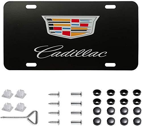 Top 9 Cadillac License Plate Frame SRX – License Plate Frames