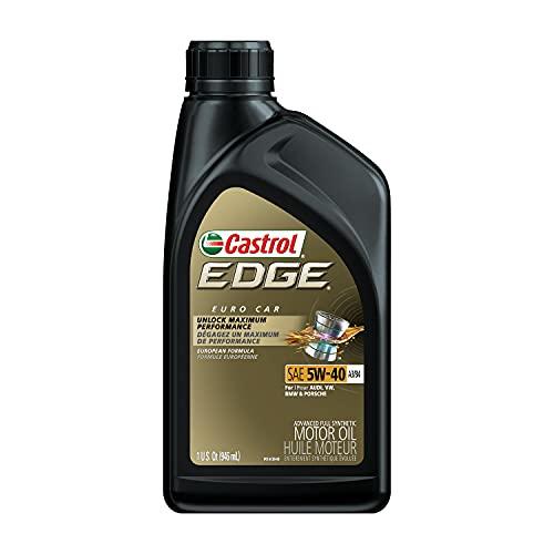 Top 10 Castrol Edge 5w40 Synthetic – Motor Oils