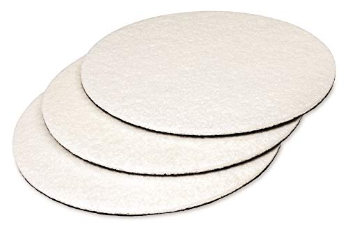 Top 10 GLASS Polishing Pad 6 Inch – Body Repair Buffing & Polishing Pads