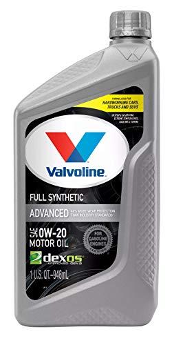 Top 10 0W-20 Full Synthetic Oil quart – Motor Oils