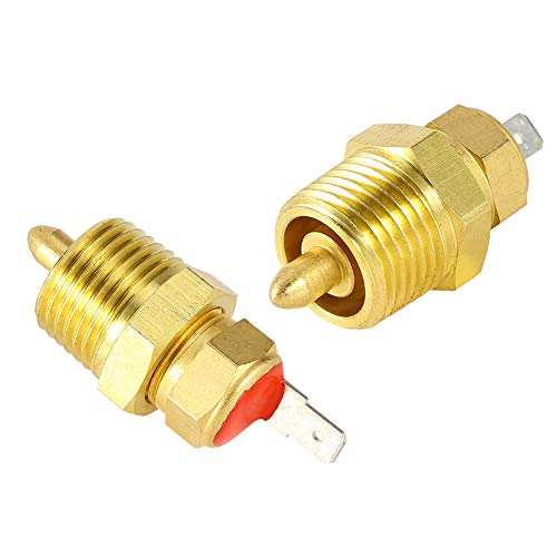 Top 9 Temperature Sensor Switch – Automotive Replacement Engine Radiator Cooling Fan Motor Relays