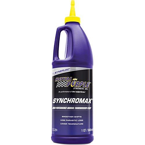 Top 10 Royal Purple SYNCHROMAX – Gear Oils