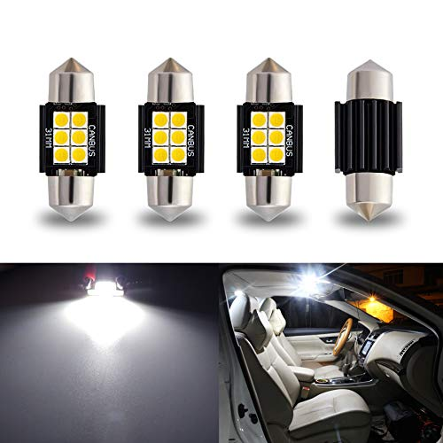 Top 10 31mm Led Dome Light – Automotive Replacement Lighting Products