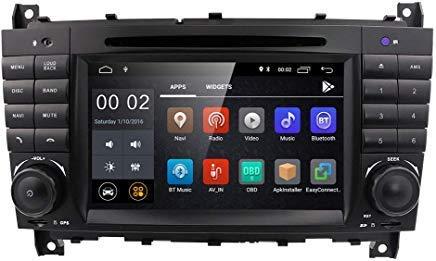 Top 9 CLK 500 Mercedes Benz – Car In-Dash Navigation GPS Units