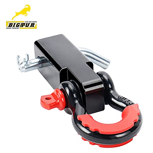 Top 10 D Ring Shackle Hitch – Towing Winch Shackles