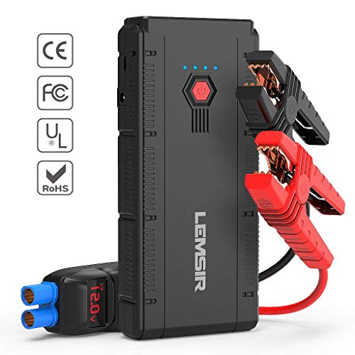 Top 10 Adew Jump Starter – Automotive Replacement Batteries & Accessories