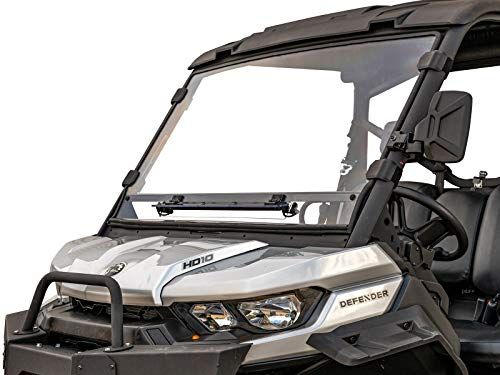 Top 9 Can-Am Defender Accessories – Powersports Windshields