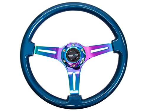 Top 9 Neo Chrome Steering Wheel – Automotive Replacement Steering System Equipment