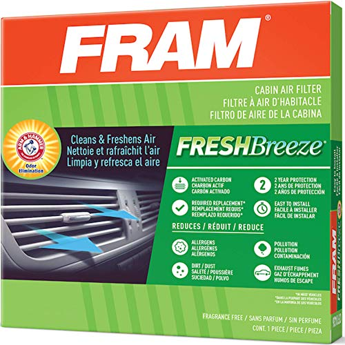 Top 10 FRAM Cabin Air Filter CF10930 – Automotive Replacement Passenger Compartment Air Filters