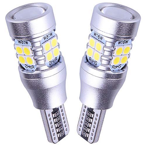 Top 10 T15 LED Bulb White – Automotive Back Up Light Bulbs